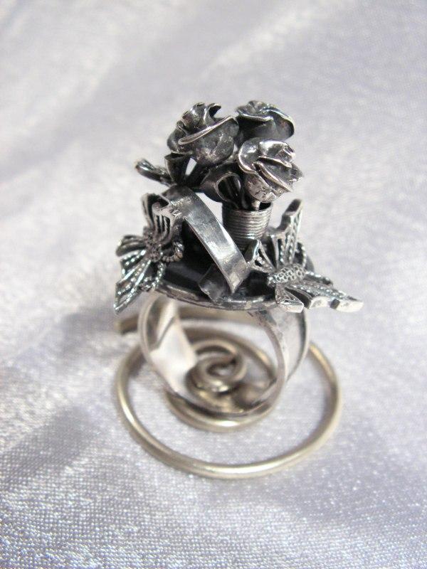 кольцо Последний подарок